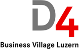 D4 Business Village Luzern Logo
