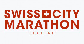 Swiss city Marathon Logo